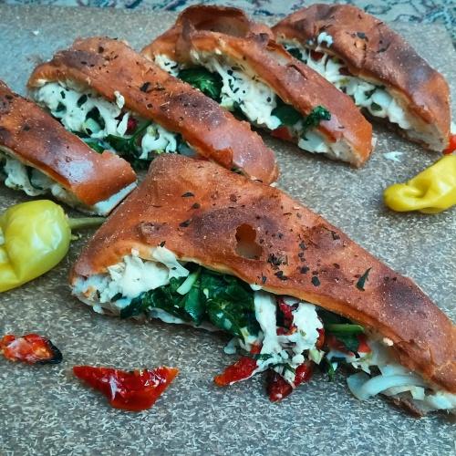 Vegan Calzone