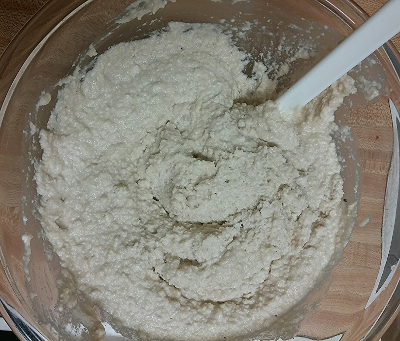 Step 4: Make the filling by blending all the filling ingredients together until smooth and creamy